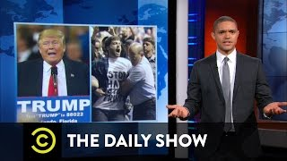 The Daily Show - 3/14/16 in :60 Seconds