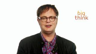 "Playing Dwight Schrute ""Is a Service"""