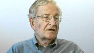 Noam Chomsky: Language's Great Mysteries