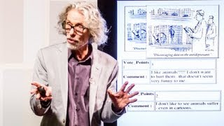 Bob Mankoff: Anatomy of a New Yorker cartoon