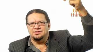 Penn Jillette: Mistrust of Government Is a Beautiful Thing