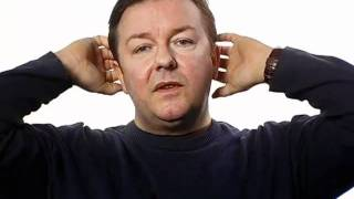 Ricky Gervais: Jesus Was My Invisible Babysitter