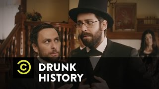 Drunk History - Allan Pinkerton Protects Abraham Lincoln