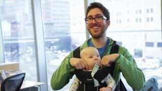 Jake and Amir: Baby Bjorn
