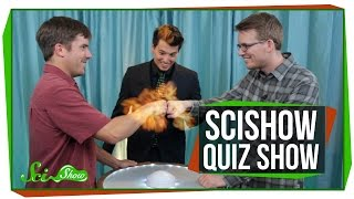 SciShow Quiz Show: Why Humans Are Weird!