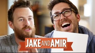 Jake and Amir: Headshots