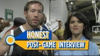 Honest Post-Game Interview