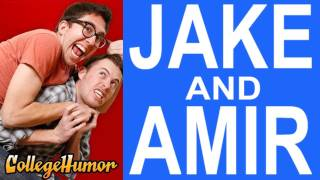 Jake and Amir: Scrapbook