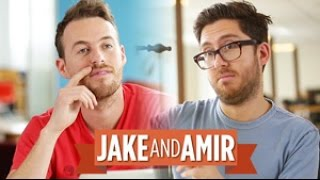 Jake and Amir: Fish Scroll