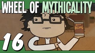 Cowboys At A Campfire (Wheel of Mythicality - Ep. 16)