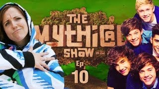 The Mythical Show Ep 10 (One Direction Caption Fail, Hannah Hart)