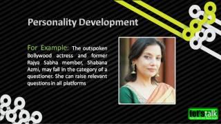 Personality Development Techniques