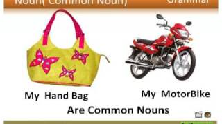 English Grammar - Common Noun