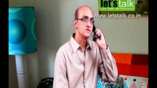 Spoken English Video - Lets Talk English Speaking & Personality Development Training