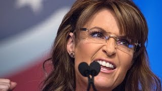 Sarah Palin Rips 'Punk Ass Little Thuggery' Of Anti-Trump Protesters