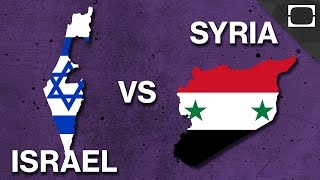 Why Do Israel And Syria Hate Each Other?