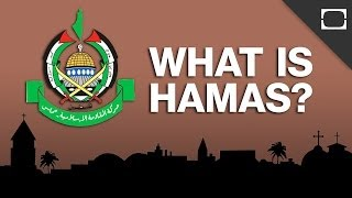 What Is Hamas And Why Are They At War With Israel?