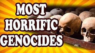 The 10 Most Shocking Genocides (you won't know all of these)