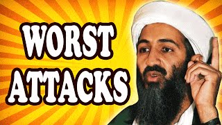 Top 10 Terrorist Attacks — TopTenzNet
