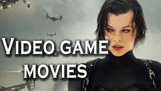 Top 10 Video Games That Should be Turned into Movies