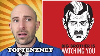 Top 10 Ways the United States is Becoming a Big Brother Society — TopTenzNet