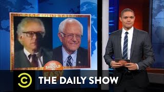 The Daily Show - 3/15/16 in :60 Seconds