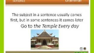 English Grammar part 1