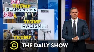 The Daily Show - 3/16/16 in :60 Seconds