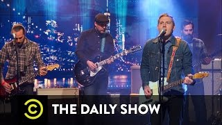 "The Daily Show - Brian Fallon - ""A Wonderful Life"""