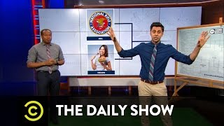 The Daily Show - 3/17/16 in :60 Seconds