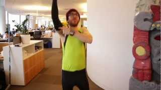 Jake and Amir: Work Out Clothes