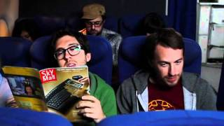 Jake and Amir: Airplane