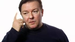 Ricky Gervais on His Children's Book 'Flanimals'