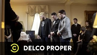 Delco Proper - The Funeral - Uncensored