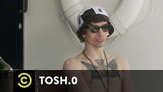 Tosh.0 - CeWEBrity Profile - Bryan Silva (Gratata)