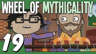 Rhett In The Dressing Room (Wheel of Mythicality - Ep. 19)