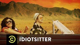 Idiotsitter - Gene's Wildly Imaginative Book Report