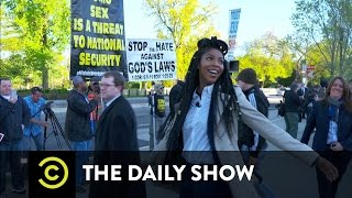 The Daily Show - The Hate Class of 2015