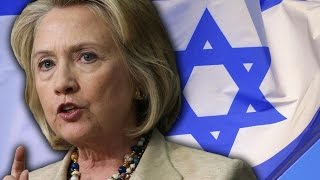 Hillary Clinton Equates BDS With Anti-Semitism & Bullying