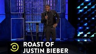 Roast of Justin Bieber - Kevin Hart - Shirts Off - Uncensored
