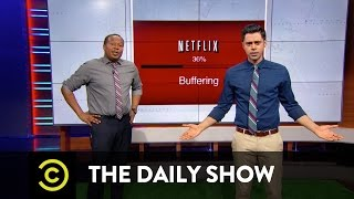 The Daily Show - Third Month Mania Team Spotlight - Slow WiFi
