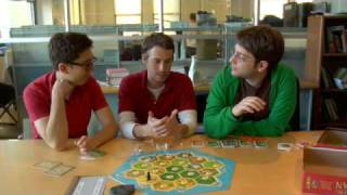 All Nighter '09: Jake and Amir and Catan