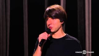 Demetri Martin - Standup Comedian - New Cigarettes