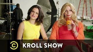 Kroll Show - PubLIZity - Liz and Liz On Their Ameezing Success