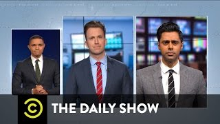 The Daily Show - Ted Cruz or Donald Trump: Who's Marginally Less Awful?