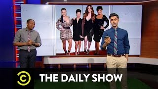 The Daily Show - Third Month Mania Team Spotlight - The Kardashians