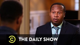 The Daily Show - 3/23/16 in :60 Seconds