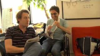 Jake and Amir: Tampon