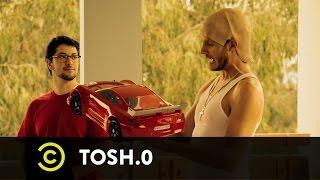 Tosh.0 - Web Redemption - RC Car