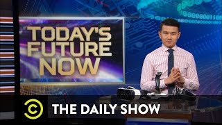 The Daily Show - 3/21/16 in :60 Seconds